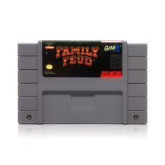 Family Feud SNES Super Nintendo game, includes cartridge only. Cleaned, tested and comes with a FREE cart protector! Super Nintendo Console, Super Nintendo Games, 1990s Kids, The Mccoys, New Television, Family Feud, Display Block, Entertainment System, Games To Play