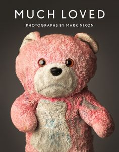 Portraits of Well-Loved Stuffed Animals - My Modern Metropolis