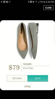 what about these flats? #stitchfix #affiliate