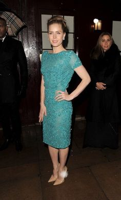 Amy Adams at BAFTA 2