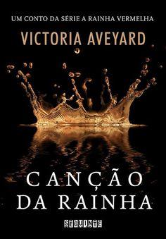 """Cantinho da Leitura: Conto de """" A Rainha Vermelha """" ganha capa nacional"""