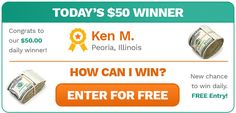 6 Home Makeover Sweepstakes You MUST Enter! PLUS: Cash Winner Announcement   Sweepstakes For Days