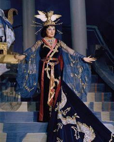 Birgit Nilsson - Turandot - La Scala