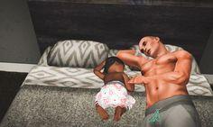 Look what we started - Sleep baby sleep (Pose DL)