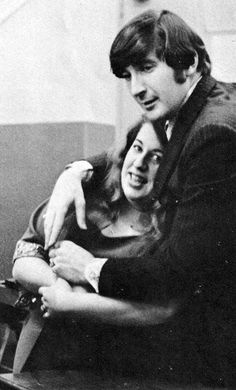Cass Elliot y Denny Doherty