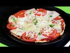 Pizza Woche #2 | PIZZA aus der PFANNE - YouTube
