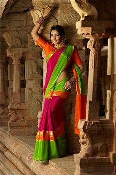 ksic. Mysore silk saree