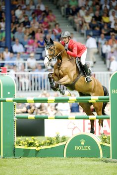 Photos from the Rolex Grand Prix of Aachen - Noelle Floyd