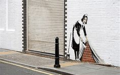 A disused building in Mayfair has become the latest target on the street…