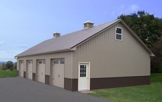 pole barn garages | Garages