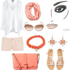 Casual Chic, created by patricia-teixeira on Polyvore