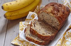 Coach Nicole's Whole-Wheat Banana Nut Bread Recipe