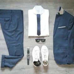 #flatlay @charles7bxl #zara slim fit shirt @tmlewin White Monochrome Low Taylor's @converse Black sunglasses #rayban Watch BR03-92 @bellrosswatches #flatlay #grid #suitgrid #suitgrid #formal #gridoftheday #summergrid #menflatlay #summerflatlay #clothes #wardrobe #style #wtwt #ootd #menstyle #gq #gqbelgium #fashionblogger #mensblog #class #suits #shirtoftheday #dapper #lifestyleblogger #meninspiration #menwithstyle #gentleman #gentlemen #gentlemanwardrobe @mallenpics by mallenpics