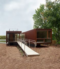 Koby Cottage by Garrison Architects - 2