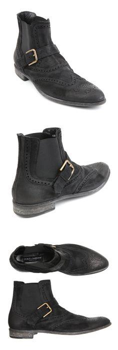 Monk strap wing tips! Fashion Boots, Men's Fashion, Male Shoes, Dapper Dan, Little Fashion, Classic Man, Perennial, Men's Apparel, Diamond Rings