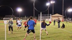 Quidditch Team Brings Fantasy World to Rutgers