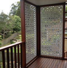 Timber Panels | Timber Privacy Screens | Internal Divider Panels ...
