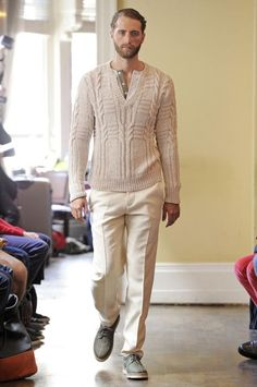 Omar Kashoura Spring/Summer 2013 | London Collections: Men