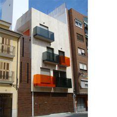 proyecto arquitectura valencia casa Sevilla
