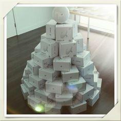 Feliz Navidad !!   ¿Qué les parece nuestro arbolito de Navidad?   Ubiquiti Networks, Inc.