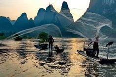 Guilin Group Tours with professionel guides.