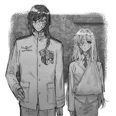 Violet Evergarden Wallpaper, Violet Evergreen, Violet Evergarden Anime, Kawaii Anime, Anime Characters, Character Art, Sketches, Romantic, Drama
