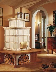 Apartment Interior Design, Interior Design Living Room, Stove Paint, Stove Heater, Chalet Design, Vintage Stoves, Build A Closet, Barbacoa, Apartment Living