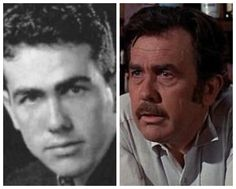 Lonny Chapman, actor. He enlisted in the United States Marine Corps served in the South Pacific during World War II.