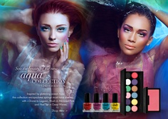 Aqua Collection - Limited Edition NOW available @ sleekmakeup.com Makeup Brands, Drugstore Makeup, Sleek Makeup, Body Mods, Makeup Collection, Aqua, Make Up, Collections, My Favorite Things