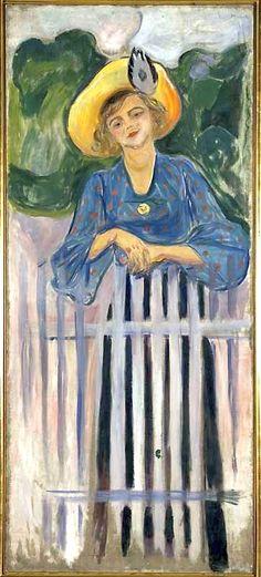 Ingse Vibe - Edvard Munch