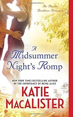 A Midsummer Night's Romp: A Matchmaker in Wonderland Romance by Katie Macalister http://www.amazon.com/dp/0451471385/ref=cm_sw_r_pi_dp_H5wPvb1SGQWVF