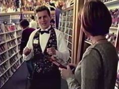TJ Thyne in Hollywood Video spot Hollywood Video, In Hollywood, Tj Thyne, Commercial, Age, Funny, Funny Parenting, Hilarious, Fun