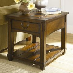 Found it at Wayfair - Tacoma End Table