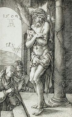 Albrecht Dürer - man of sorrows