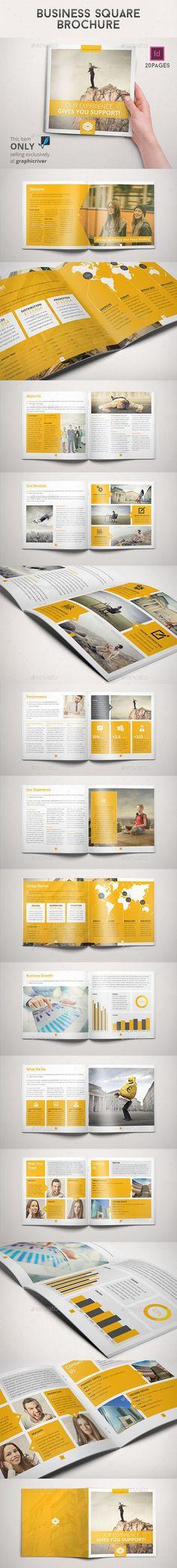 Business Square Brochure