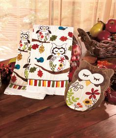 Owl Kitchen Collection