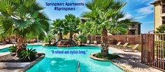 Springmarc Apartments in San Marcos #Springmarc #Apartments #SanMarcos