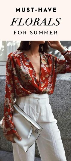 Must-Have Florals For Summer
