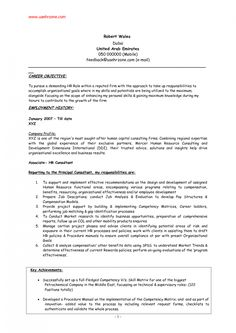Example Server Resume Writing Culinary Resume Is Not That Difficult As You Are Planning A .