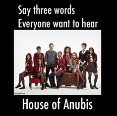 'House of Anubis' Season Three Will Premiere Thursday, January 3 on Nickelodeon House Of Anubis, Best Tv Shows, Favorite Tv Shows, Every Witch Way, Old Shows, Three Words, Tv Shows Online, Season 3, Book Series