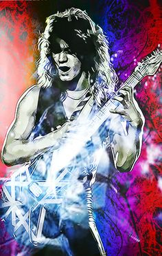 Heavy Metal Music, Heavy Metal Bands, Music Artwork, Cool Artwork, Van Halen Album Covers, Music Love, Rock Music, Pictures Of Rocks, Eddie Van Halen