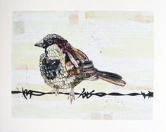 Check out this item in my Etsy shop https://www.etsy.com/listing/218108321/sparrow-8x10-bird-art-art-print-bird