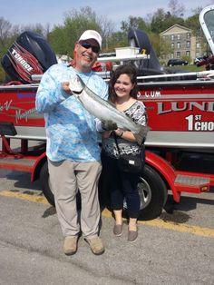 Niagara River Steelhead with 1st Choice Fishing Charters