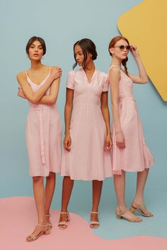 Harley Viera-Newton Launches a Collection of It Girl–Approved Summer Dresses