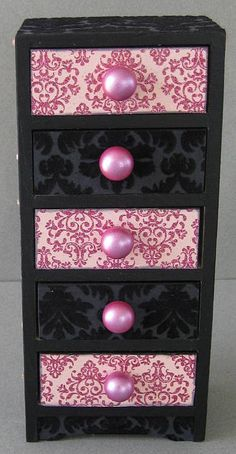Hey, I found this really awesome Etsy listing at http://www.etsy.com/listing/100077478/chic-pink-lil-chest