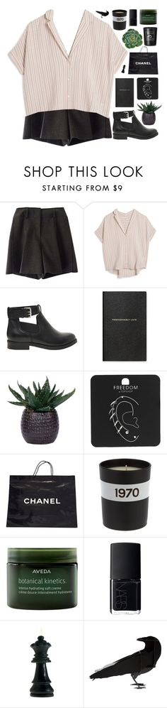 """ If you'd grant my love a pardon, and all the fruits again would fill the garden. "" by centurythe ❤ liked on Polyvore featuring MASSCOB, ASOS, Smythson, Lux-Art Silks, Topshop, Chanel, Bella Freud, Aveda, NARS Cosmetics and ibride"