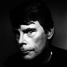 Stephen King...My opinions on his stories are mixed, but the man can write, there's no question of that.
