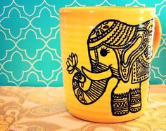 Omg! I need this cute coffee mug!