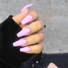 Nail Polish Gel Natural Nail Art Desnew nail designs on other girls' hands, we feel like our nail colors is dull and outdated. Gorgeous Nails, Love Nails, How To Do Nails, Pretty Nails, My Nails, Matte Nail Polish, Neon Nails, Pink Polish, Nail Polishes