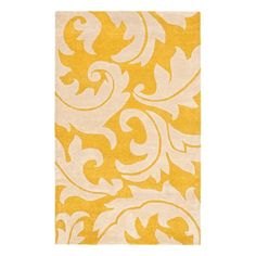 Safavieh SOH841A Soho Area Rug, Gold